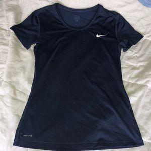 Nike pro athletic Tee